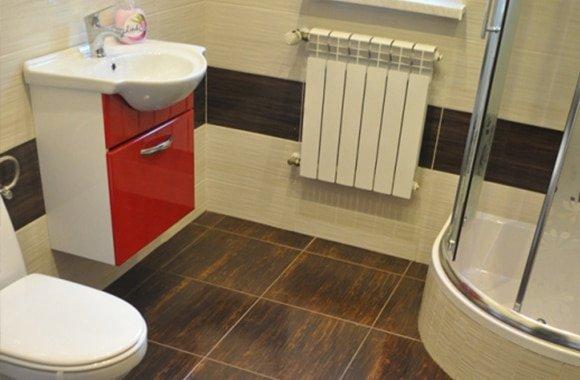 Remont łazienki w Leżajsku